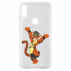 Чехол для Xiaomi Mi Play Тигра темный властелин