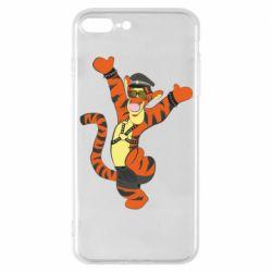 Чехол для iPhone 7 Plus Тигра темный властелин