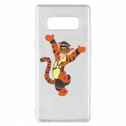 Чехол для Samsung Note 8 Тигра темный властелин