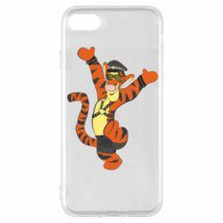 Чехол для iPhone 8 Тигра темный властелин