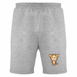 Мужские шорты тигрюля - FatLine