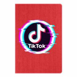 Блокнот А5 Tik tock glitch ring