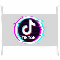 Прапор Tik tock glitch ring