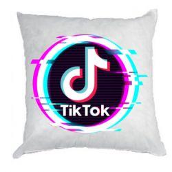Подушка Tik tock glitch ring