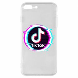 Чохол для iPhone 7 Plus Tik tock glitch ring
