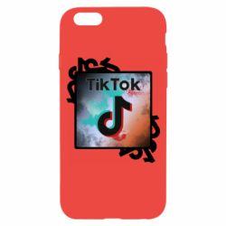 Чохол для iPhone 6 Tik Tok art