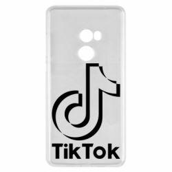 Чехол для Xiaomi Mi Mix 2 Тик Ток