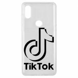 Чехол для Xiaomi Mi Mix 3 Тик Ток