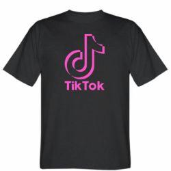 Чоловіча футболка Тик Ток
