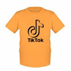 Дитяча футболка Тик Ток