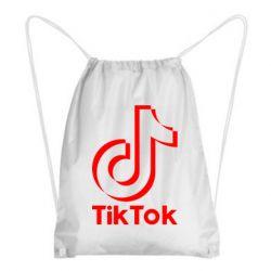Рюкзак-мішок Тик Ток
