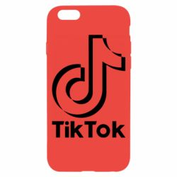 Чохол для iPhone 6 Тик Ток