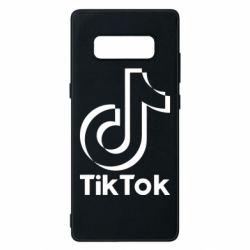 Чехол для Samsung Note 8 Тик Ток