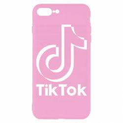 Чохол для iPhone 8 Plus Тик Ток