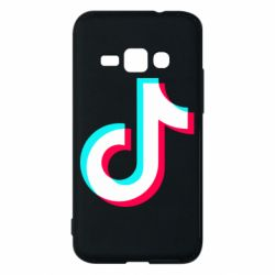 Чохол для Samsung J1 2016 TikTok sign