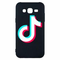Чохол для Samsung J5 2015 TikTok sign