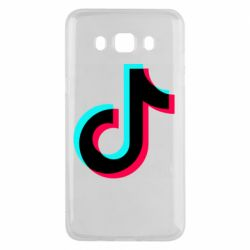 Чохол для Samsung J5 2016 TikTok sign