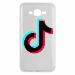 Чохол для Samsung J7 2015 TikTok sign