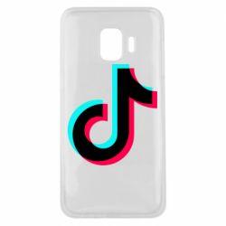 Чохол для Samsung J2 Core TikTok sign