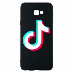 Чохол для Samsung J4 Plus 2018 TikTok sign