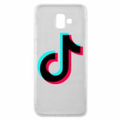 Чохол для Samsung J6 Plus 2018 TikTok sign