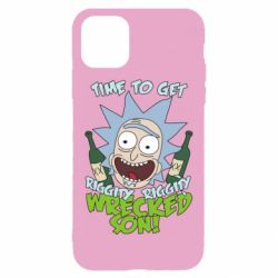 Чехол для iPhone 11 Time to get riggity wrecked son