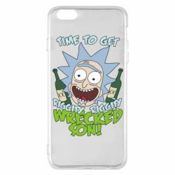 Чехол для iPhone 6 Plus/6S Plus Time to get riggity wrecked son