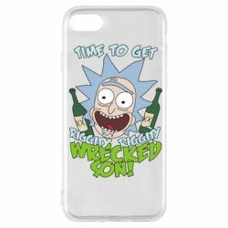 Чехол для iPhone 7 Time to get riggity wrecked son