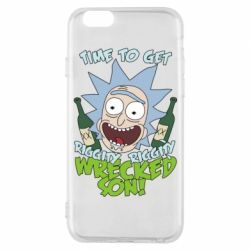 Чехол для iPhone 6/6S Time to get riggity wrecked son