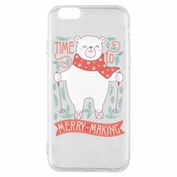 Чехол для iPhone 6/6S Time to merry-making