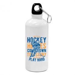 Фляга Time To Play Hockey