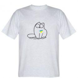 Футболка Типовий український кіт