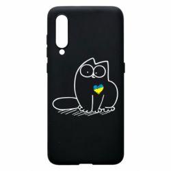 Чехол для Xiaomi Mi9 Типовий український кіт