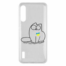 Чохол для Xiaomi Mi A3 Типовий український кіт