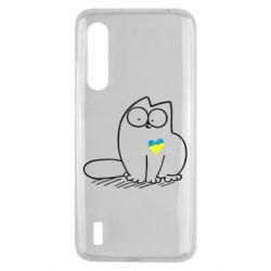 Чехол для Xiaomi Mi9 Lite Типовий український кіт