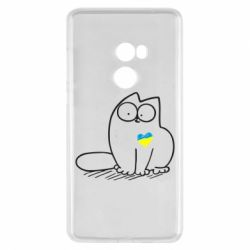 Чехол для Xiaomi Mi Mix 2 Типовий український кіт