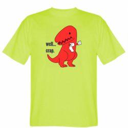 Мужская футболка Tirex