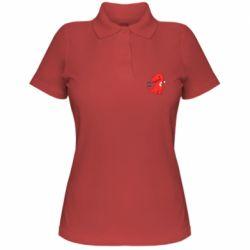 Женская футболка поло Tirex