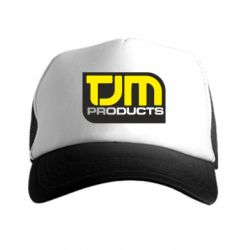 Кепка-тракер TJM Products - FatLine