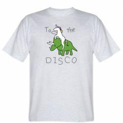 Чоловіча футболка To the disco
