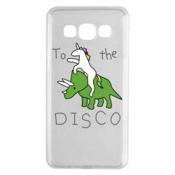 Чохол для Samsung A3 2015 To the disco