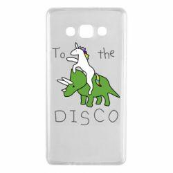 Чохол для Samsung A7 2015 To the disco