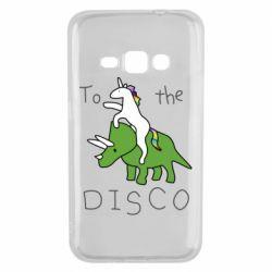Чохол для Samsung J1 2016 To the disco