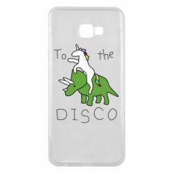 Чохол для Samsung J4 Plus 2018 To the disco