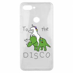 Чохол для Xiaomi Mi8 Lite To the disco