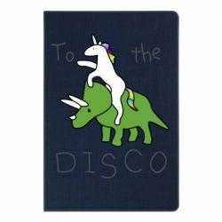 Блокнот А5 To the disco