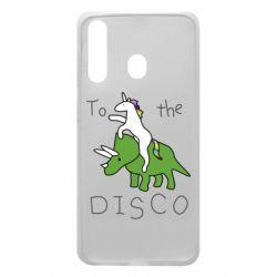 Чохол для Samsung A60 To the disco