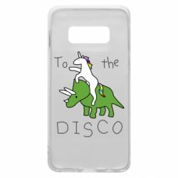 Чохол для Samsung S10e To the disco