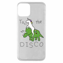 Чохол для iPhone 11 To the disco