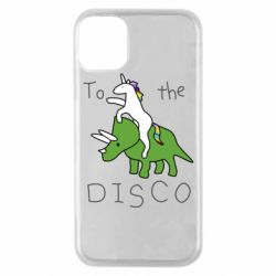 Чохол для iPhone 11 Pro To the disco